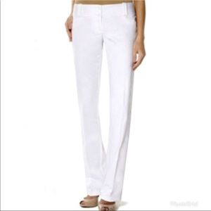 The Limited Pants - NWT white drew fit limited pants